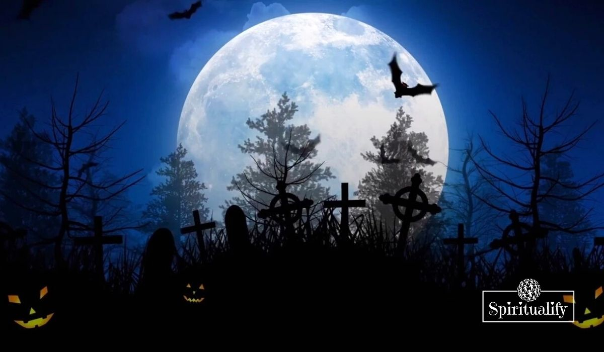 The Halloween Full Blue Moon, October 31 Will Bring Intense Energies