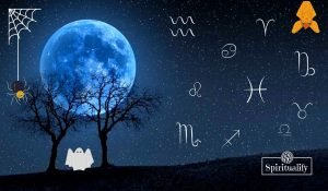 These 4 Zodiac Signs Will Be Least Affected by the Halloween Blue Moon