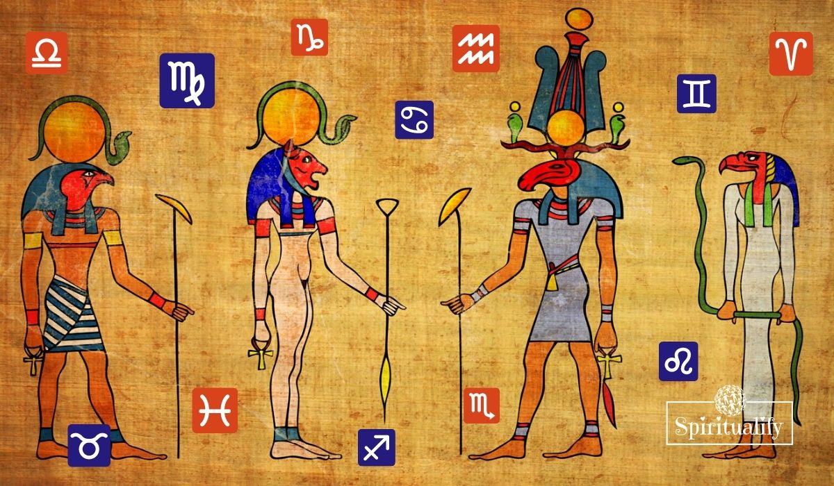Which Egyptian God/Goddess Is Protecting You, According to Your Zodiac Sign