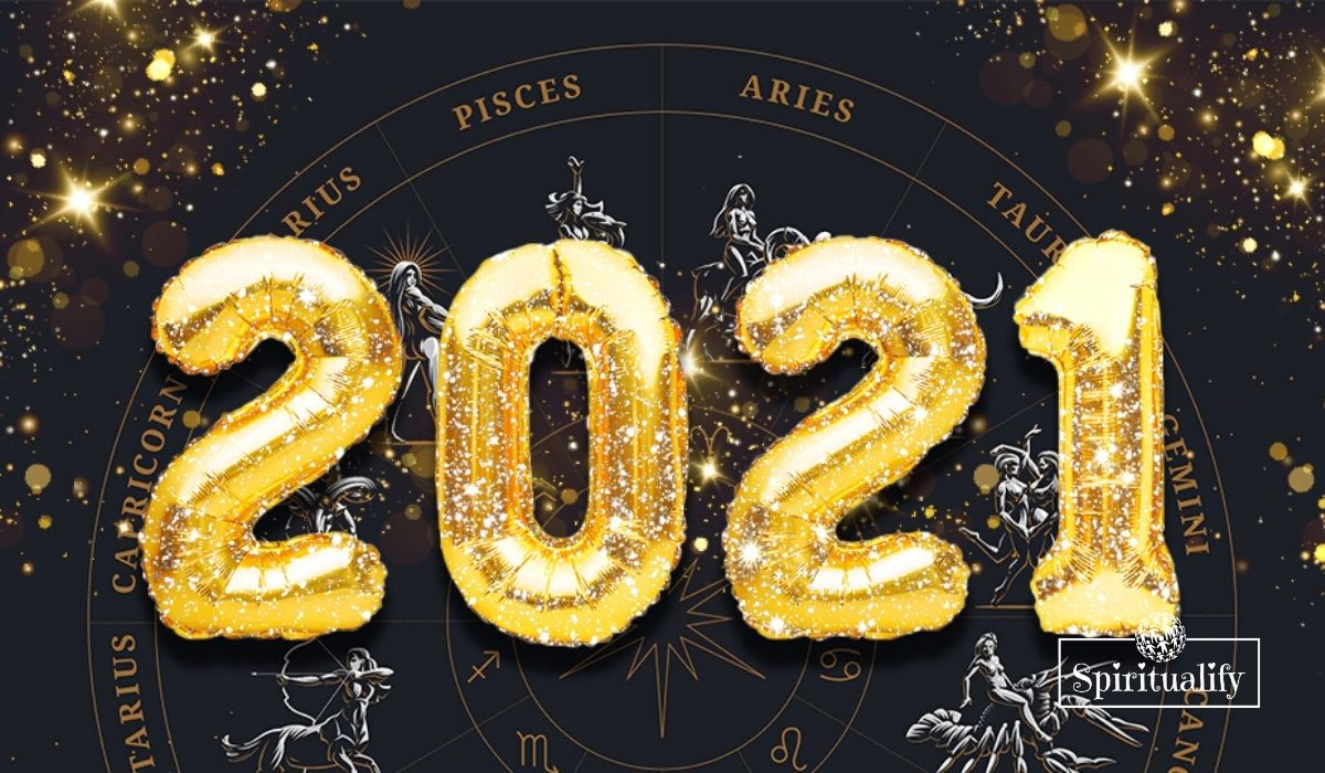 These 4 Zodiac Signs Are Going To Have The Best Luck In 2021
