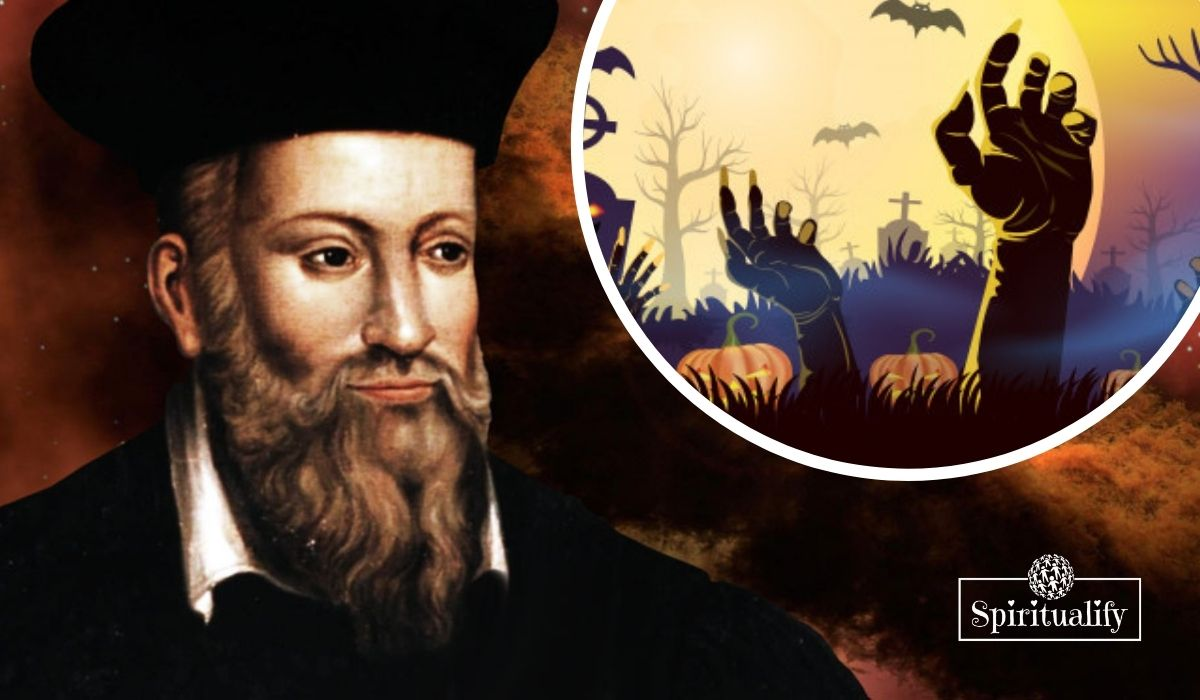 What Nostradamus Predicted for the Year 2021