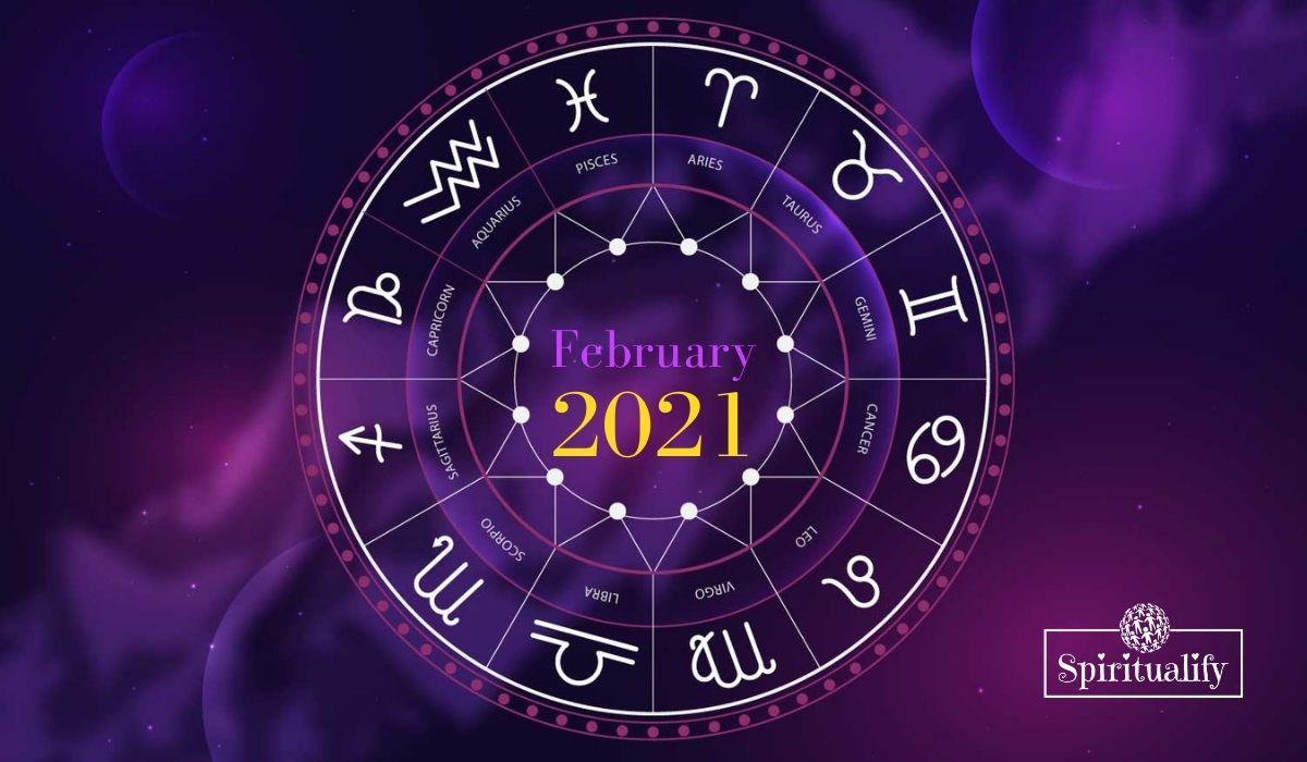 Monthly Horoscope February 2021 For Each Zodiac Sign
