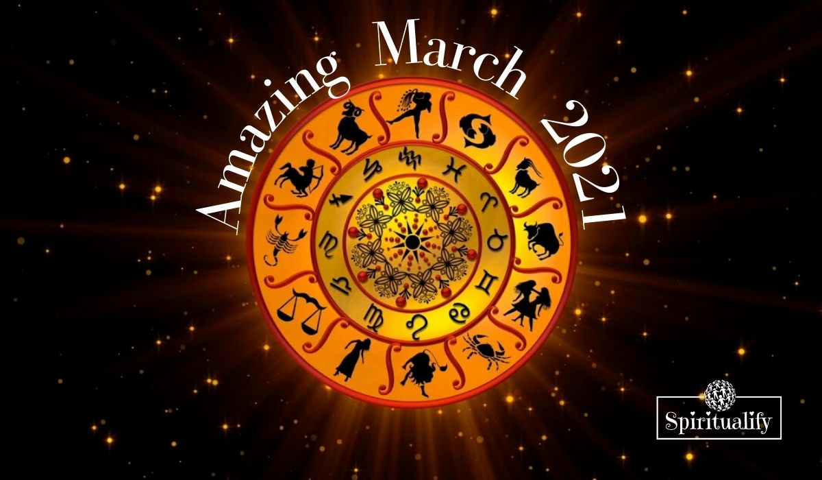 These 3 Zodiac Signs Will Have an Amazing March 2021