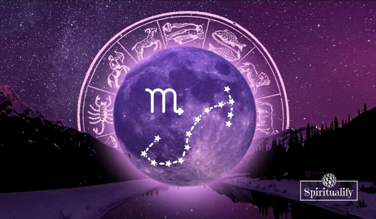 How the Super Full Moon in Scorpio on April 26 Will Affect Your Zodiac Sign