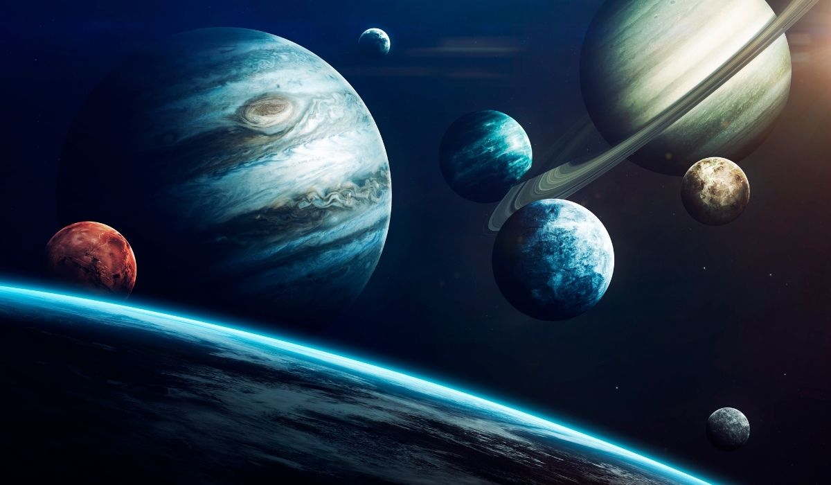 7 Planets Will Be Retrograde During October 2021