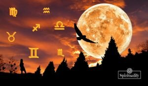 These 4 Zodiac Signs Will Have a Challenging Full Moon in Aries October 2021