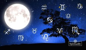 These 4 Zodiac Signs Will Have an Amazing Full Moon in Aries October 2021